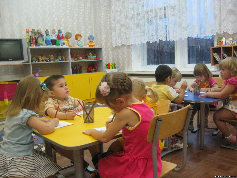 Детский сад встречает малышей